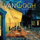 van Gogh - 2018 Calendar Kalenders