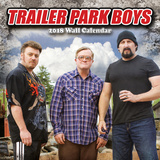 Trailer Park Boys - 2018 Calendar Calendarios