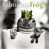 Fabulous Frogs - 2018 Calendar Kalenders