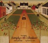 Simply Shaker - 2018 Calendar Kalenders