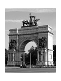Grand Army Plaza Arch, Brooklyn Photographic Print by Phil Maier