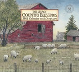 Country Blessings - 2018 Calendar Kalenders