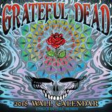 Grateful Dead - 2018 Calendar Kalenterit