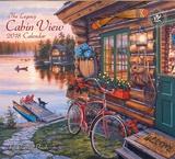 Cabin View - 2018 Calendar Kalenders