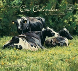 Cow Calendar - 2018 Calendar Calendriers
