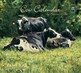 Cow Calendar - 2018 Calendar Kalenders