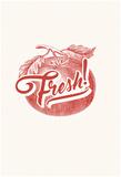 Fresh - Tomato Prints