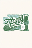 Fresh - Cucumber Posters