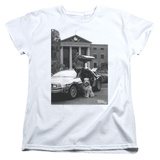 Womens: Back To The Future Ii- Einstein Shirts