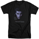 Vampire Diaries- Stefan Every Sense At Super Speed (Big & Tall) Shirts