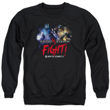 Crewneck Sweatshirt: Mortal Kombat X- Sub-Zero Vs. Scorpion T-Shirt