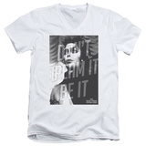 Rocky Horror Picture Show- Be It V-Neck T-Shirt