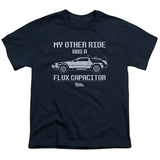 Youth: Back To The Future- Other Ride T-Shirt