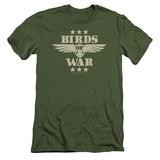 Always Sunny In Philadelphia- Birds Of War Slim Fit T-shirts