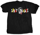 Stray Cats - Chest Logo T-shirts