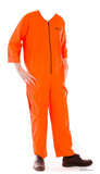 Inmate Orange Jump Suit Standin Cardboard Cutouts