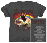 Rainbow - Rainbow Rising 76 Tour T-shirts
