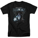 Mortal Kombat- Raiden Lightning T-shirts