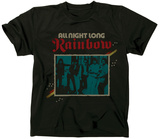 Rainbow - All Night Long 2 T-Shirt
