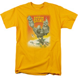 Iron Giant- Launch T-shirts