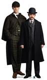 Sherlock and John Watson - BBC's Sherlock Cardboard Cutouts