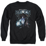 Crewneck Sweatshirt: Mortal Kombat- Raiden Lightning Shirts