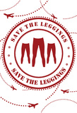 Save The Leggings Posters