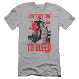 Predator- No Time To Bleed Slim Fit T-shirts