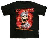 Scorpions - Skull T-Shirt