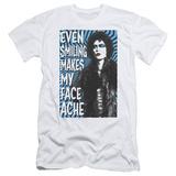 Rocky Horror Picture Show- Face Ache Slim Fit T-shirts