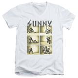 Always Sunny In Philadelphia- Rock Panels V-Neck V-Necks