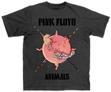 Pink Floyd - Animals - Pig Sheep Dog and Sausages T-Shirts