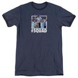 Sandlot- Squad Hashtag Ringer Shirts