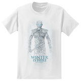 Game of Thrones - Winter is Here T-shirts