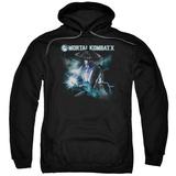Hoodie: Mortal Kombat X- Raiden Electrified Pullover Hoodie