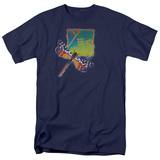 Yes- Dragonfly Stamp T-Shirt