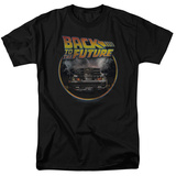Back To The Future- Back T-shirts