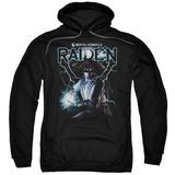 Hoodie: Mortal Kombat- Raiden Lightning Pullover Hoodie