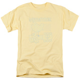 Woodstock- Faded Logo T-Shirt