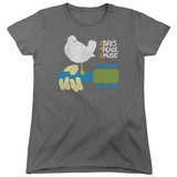 Womens: Woodstock- Perched T-shirts