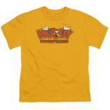 Youth: Woody Woodpecker- Classic Logo Shirts