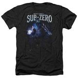 Mortal Kombat- Sub-Zero In Shadows T-Shirt