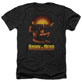 Dawn Of The Dead- Dawn Collage Shirt