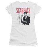 Juniors: Scarface- Stairway Shirt