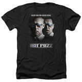 Hot Fuzz- Big Cops T-shirts