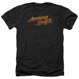 American Grafitti- Neon Logo Shirts