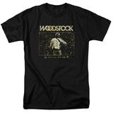 Woodstock- White Lake Crowd T-shirts
