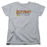 Womans: Fast Times At Ridgemont High- Distressed Logo T-shirts