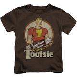 Juvenile: Tootsie Roll- Captain Tootsie Shirts