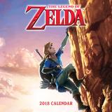 The Official Legend of Zelda - 2018 Calendar Calendars